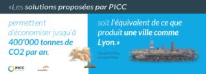 Arcelor Mittal réduit ses émissions de CO2 avec PICC